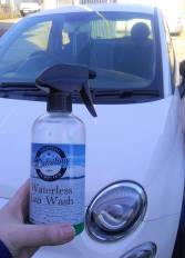 waterless eco wash daisy